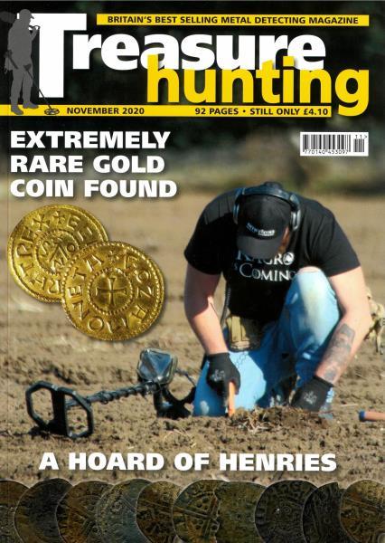 Treasure Hunting magazine
