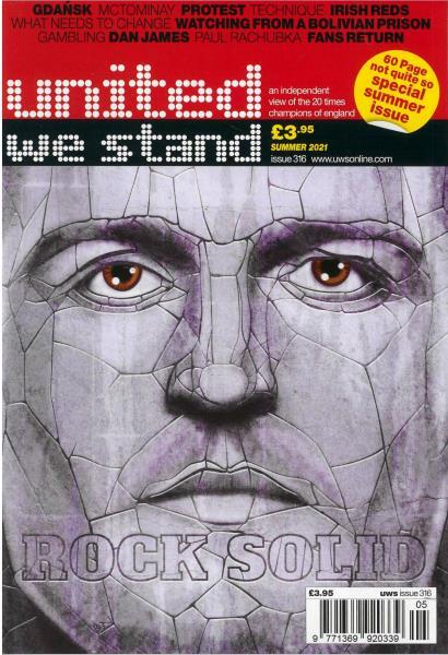 United We Stand magazine
