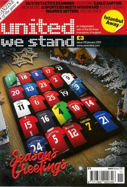 United We Stand magazine