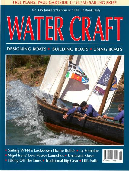 Water Craft magazine