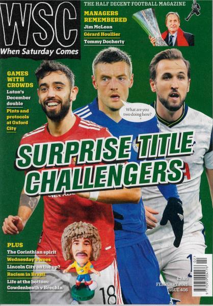 When Saturday Comes magazine