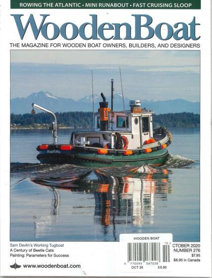 Wooden Boat magazine