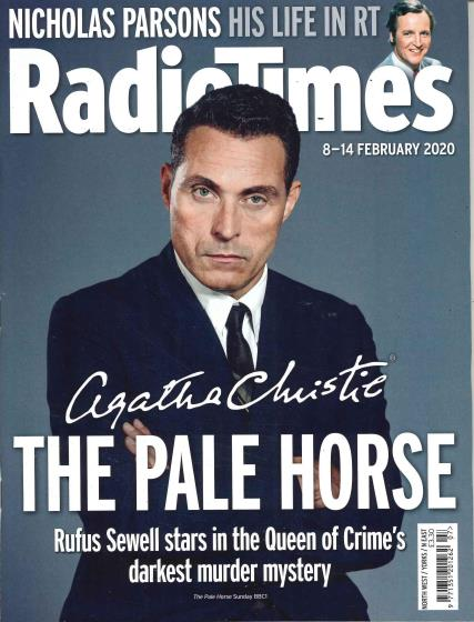 Radio Times Wales magazine