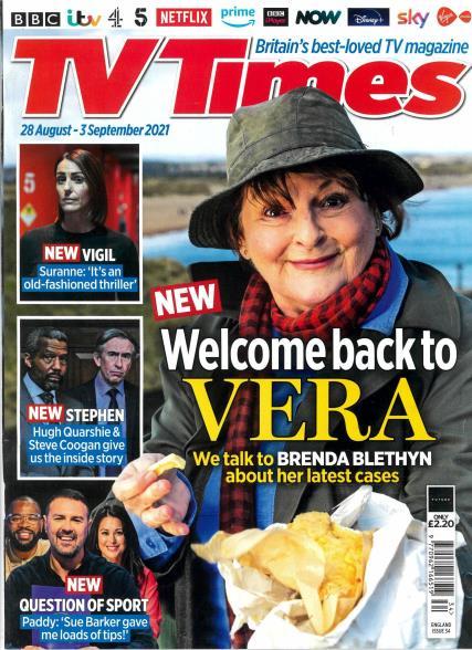 TV Times magazine