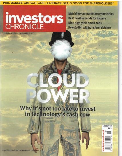 Investors Chronicle magazine