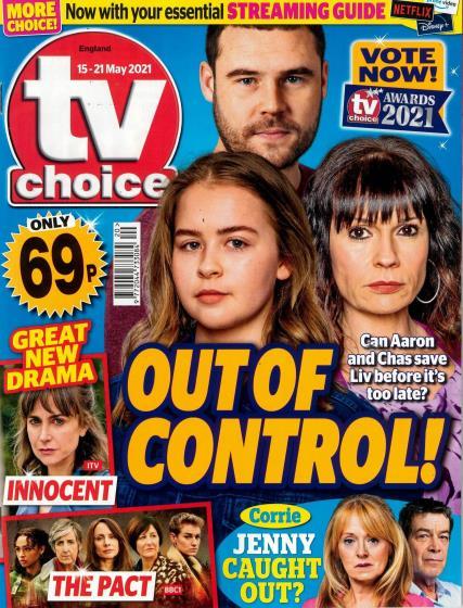TV Choice magazine