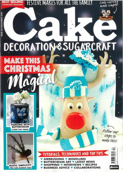Cake Decoration & Sugarcraft magazine