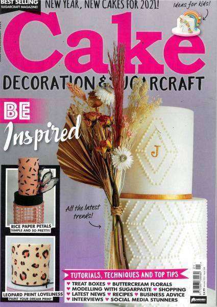 Cake Decoration & Sugarcraft magazine