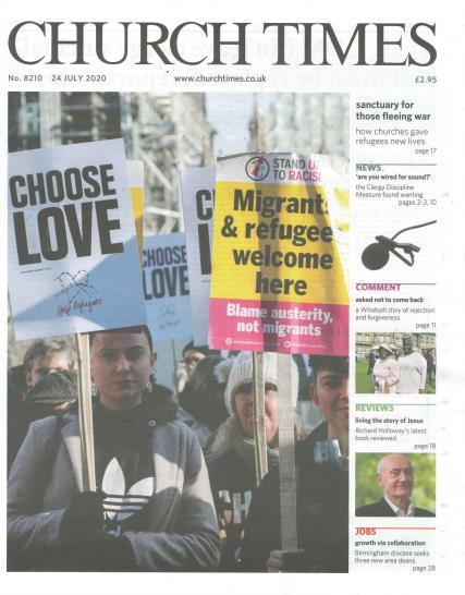 Church Times magazine