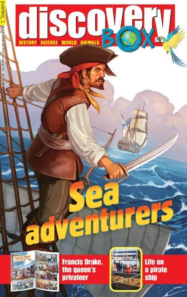 DiscoveryBox magazine