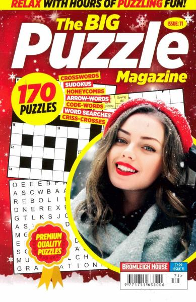 The Big Puzzle magazine
