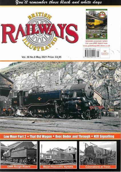 British Railways Illustrated magazine