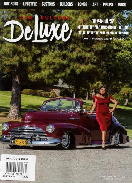 Car Kulture Deluxe magazine