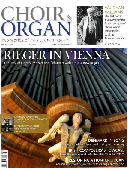 Choir and Organ magazine