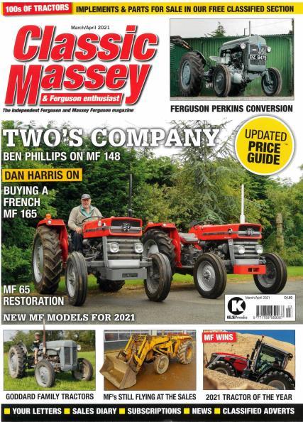 Classic Massey Ferguson magazine