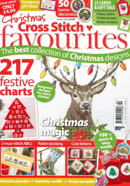 Cross Stitch Favourites magazine
