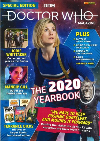 Doctor Who Special magazine