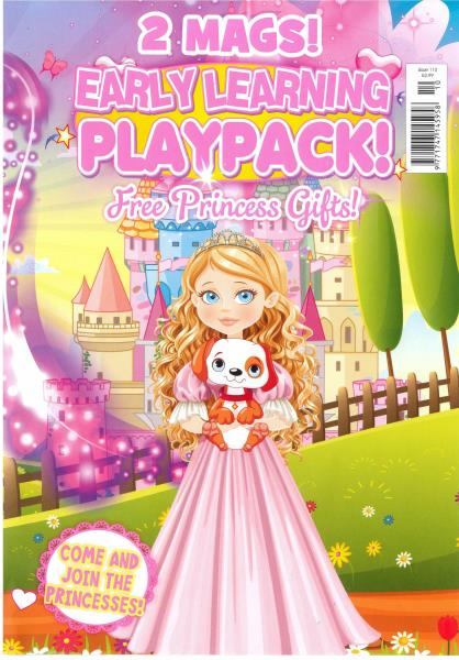 Early Learning Play Pack magazine