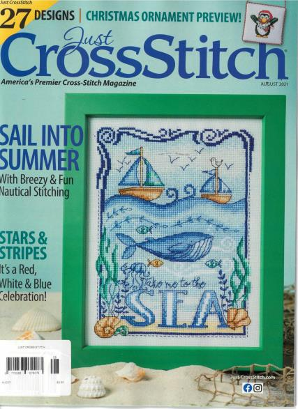 Just Cross Stitch magazine