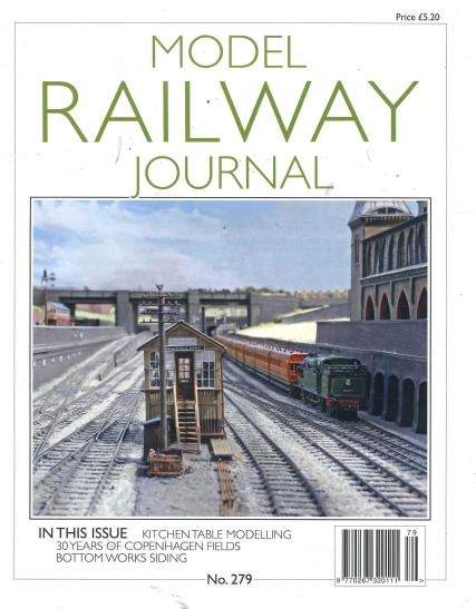 Model Railway Journal magazine