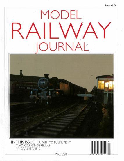 Model Railway Journal magazine