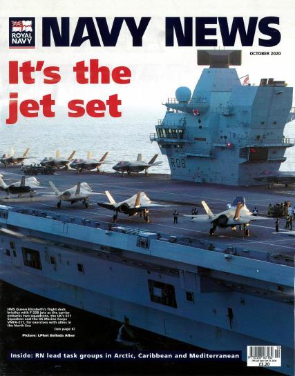 Navy News magazine