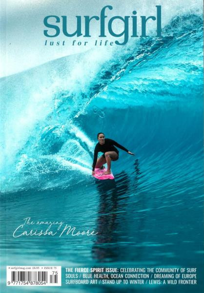 Surf Girl magazine
