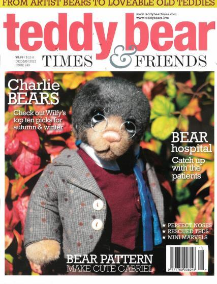 Teddy Bear Times magazine