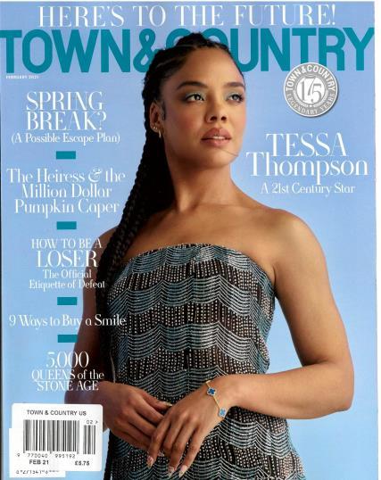 Town & Country USA magazine