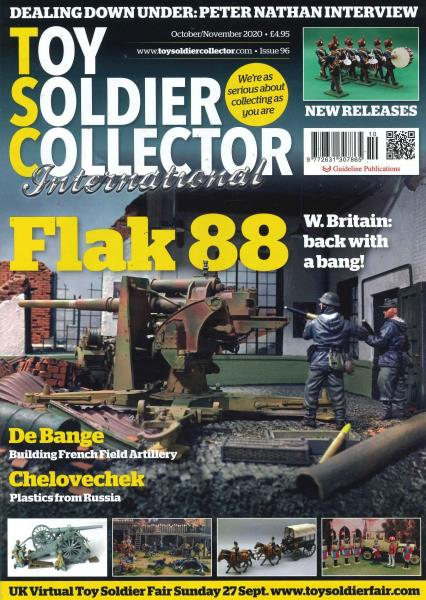 Toy Soldier Collector International magazine