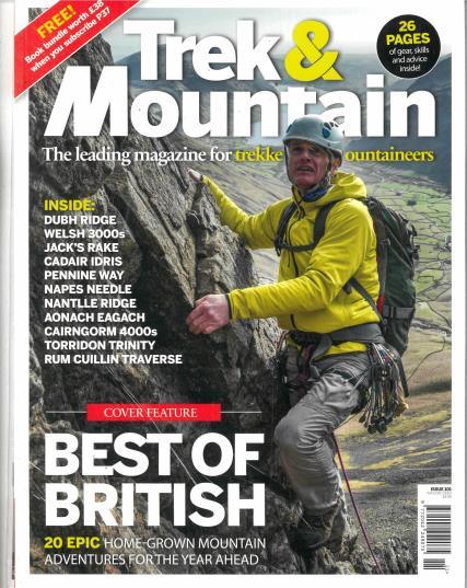 Trek & Mountain magazine