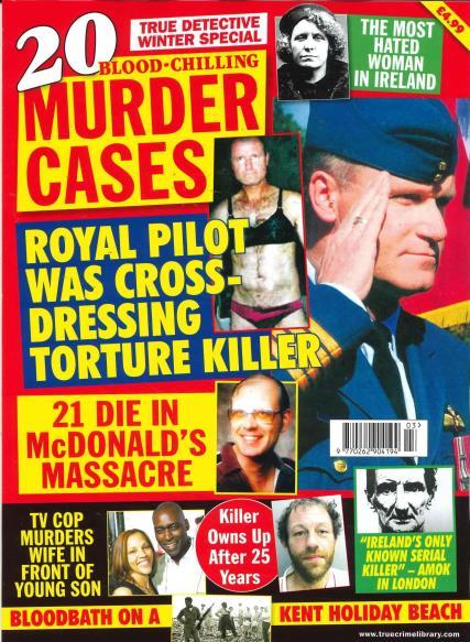 True Crime Special magazine