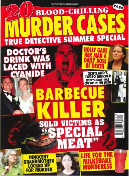 True Detective Special magazine