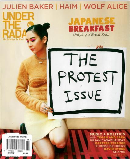 Under The Radar magazine