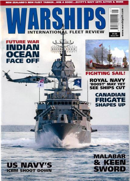 Warships International magazine