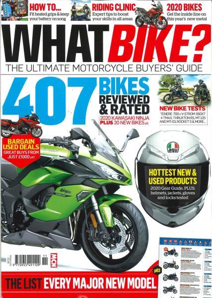 What Bike magazine