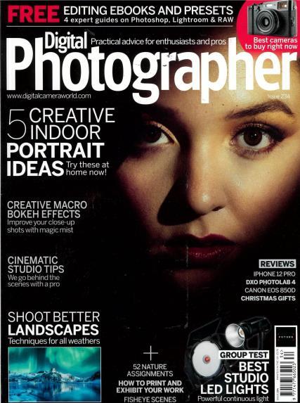 Digital Photographer magazine