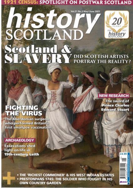 History Scotland magazine