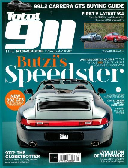 Total 911 magazine