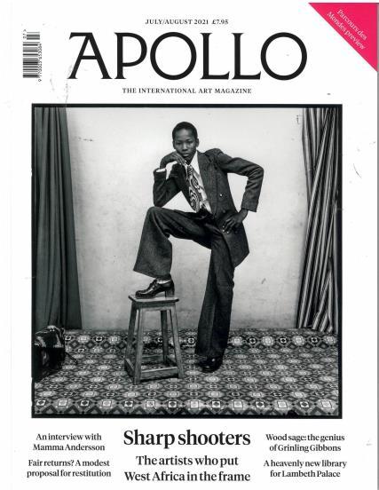 Apollo magazine