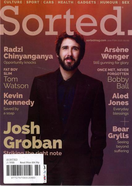 Sorted magazine