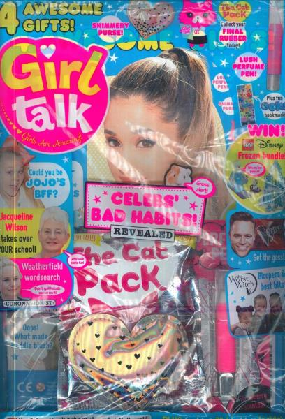 Girl Talk magazine