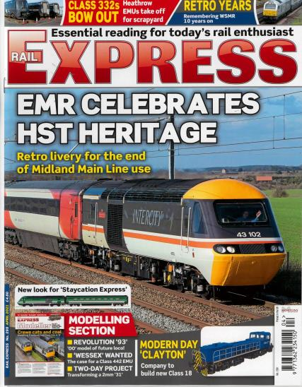 Rail Express magazine