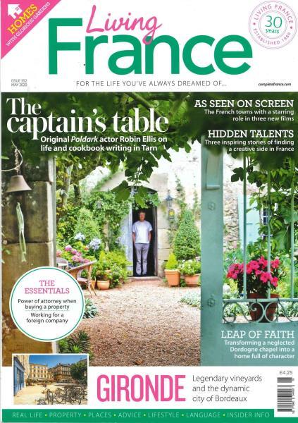 Living France magazine