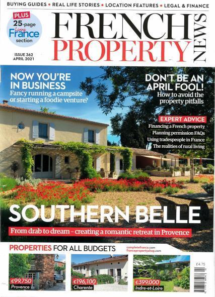 French Property News magazine