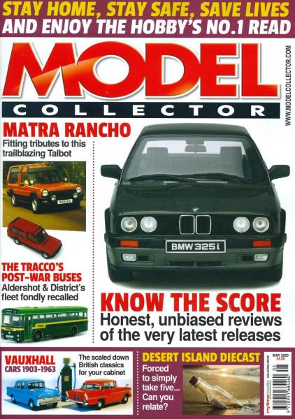 Model Collector magazine