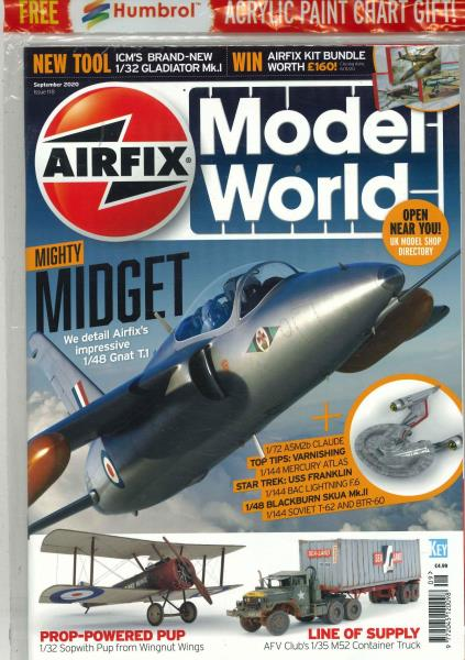 Airfix Model World magazine