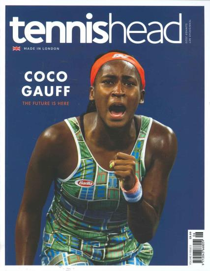 Tennis Head magazine