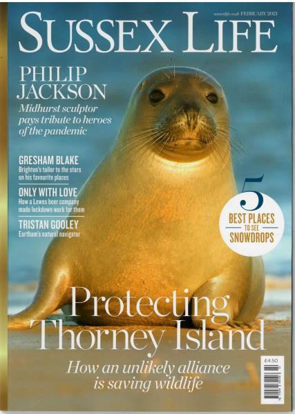 Sussex Life magazine