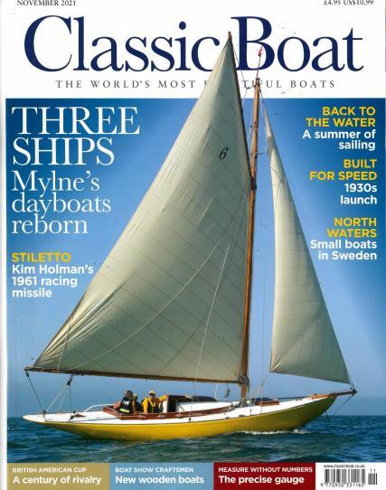 Classic Boat magazine